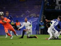 Chelsea Vs Madrid: Menang 2-0, The B